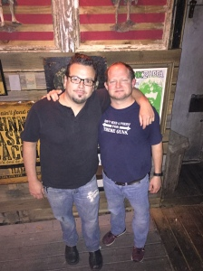Bobby Kilpatrick and Noell Broughten, owners of The Bone and Barrel of Fairhope