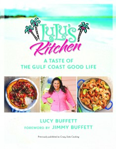 LuLu's Kitchen Cookbook Cover 2016